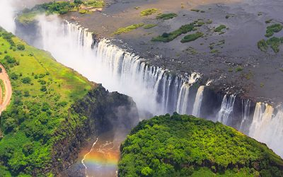 Botswana : Chutes Victoria et Safari Animalier à Chobe