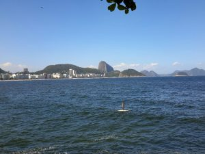 Copacabana par voyageurs Anapia