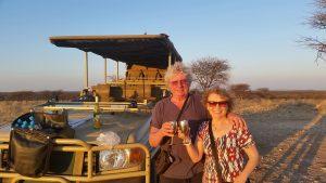 Retour de Namibie avec Anapia voyages