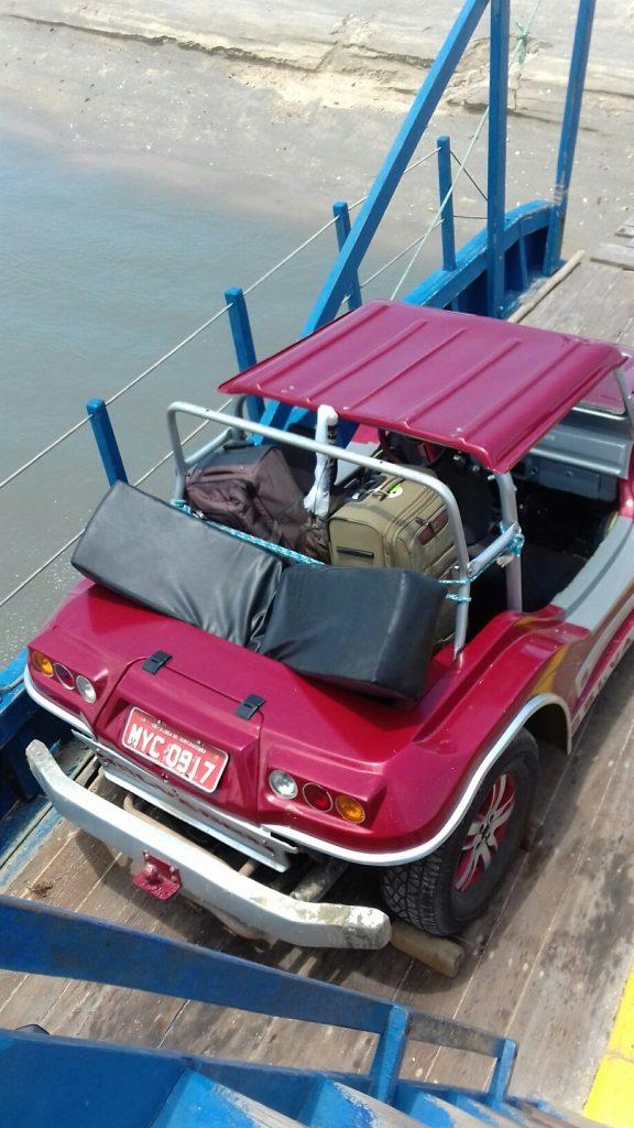 Buggys Jericocoara avec Anapia voyages