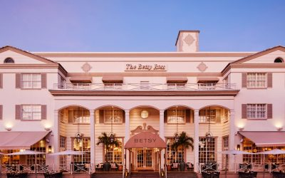 USA : Miami The Betsy hôtel