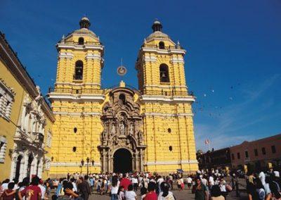 Basilica-San-Francisco-de-Lima