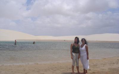 Brésil , Dunes et Lagunes du Nordeste