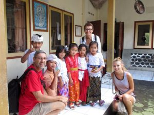 Bali retour voyageurs Anapia voyages