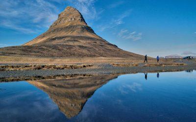 Islande , Randonnées entre Feu et Glace