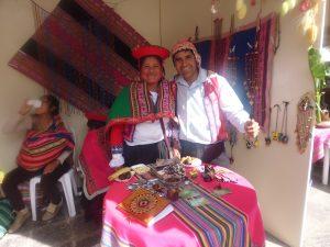 Nos hôtes en Vallée sacrée au Pérou