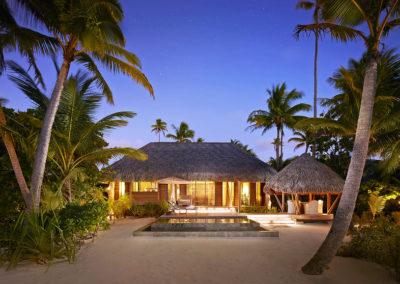 Polynesie Brando bungalow