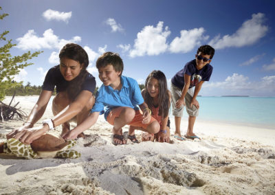Polynesie Brando enfants