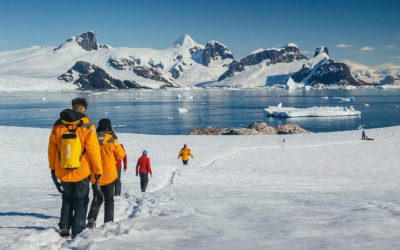 Explorateur de l'Antarctique