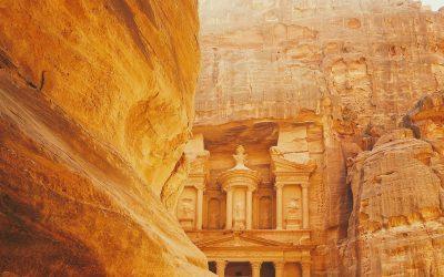Jordanie, Petra Wadi Rum et la Mer Morte