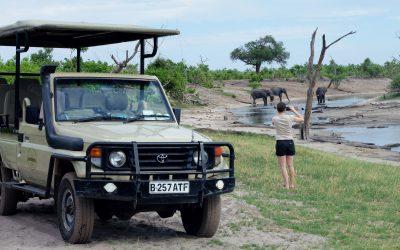 Botswana et Chutes Victoria en petits groupes et camping privatif 4 – 9 pers.