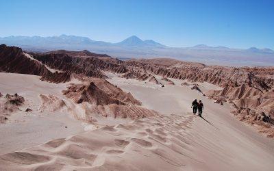 Chili, San Pedro de Atacama à Cheval