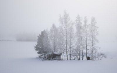 Scandinavie en Laponie Finlandaise