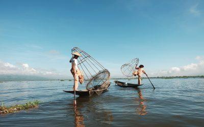 Birmanie , Voyage au Pays des Pagodes