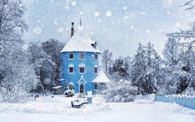 Noël en Carélie Finlandaise !