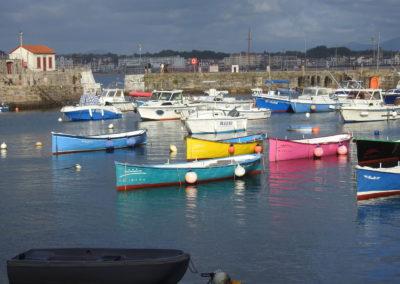 Ciboure port